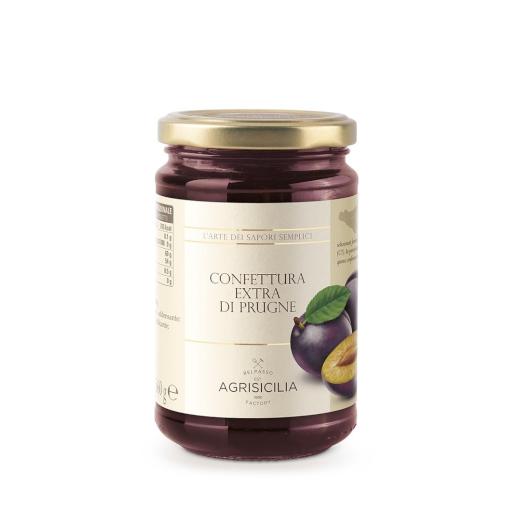 Agrisicilia włoski dżem śliwkowy 360 g