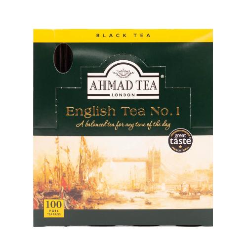 Ahmad English Tea no' 1 100 kopert herbaty