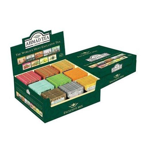 Ahmad Kolekcja herbat 9 smaków - 90 kopert w kartoniku