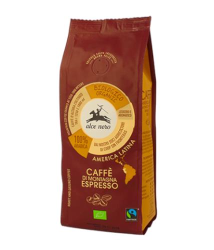 Alce Nero Caffe Espresso Arabica kawa mielona 250g