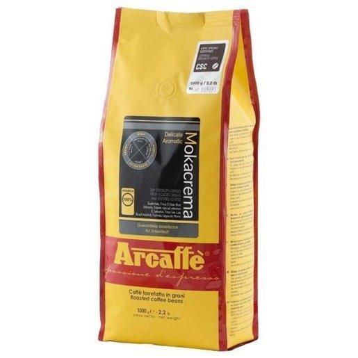 Arcaffe Mokacrema 1 kg kawa ziarnista