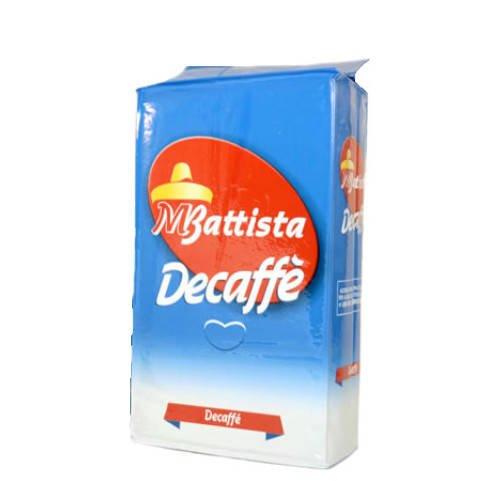 Battista Decaffe - kawa bezkofeinowa mielona 250g