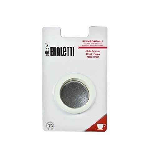 Bialetti 3 uszczelki 3/4 TZ aluminiowe