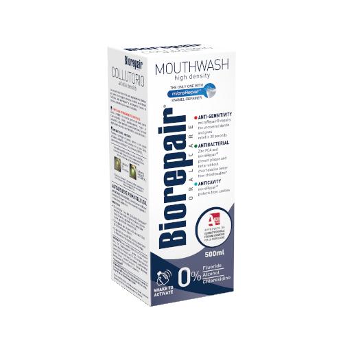 Biorepair® antybakteryjny płyn do płukania jamy ustnej 500 ml