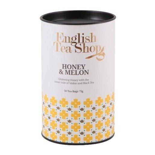Black Tea with Honey Melon 50 szt