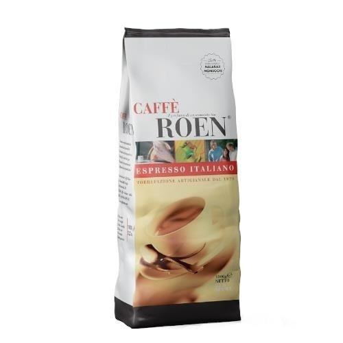 Caffe Roen Indie Malabar Monsoon ziarnista 1kg