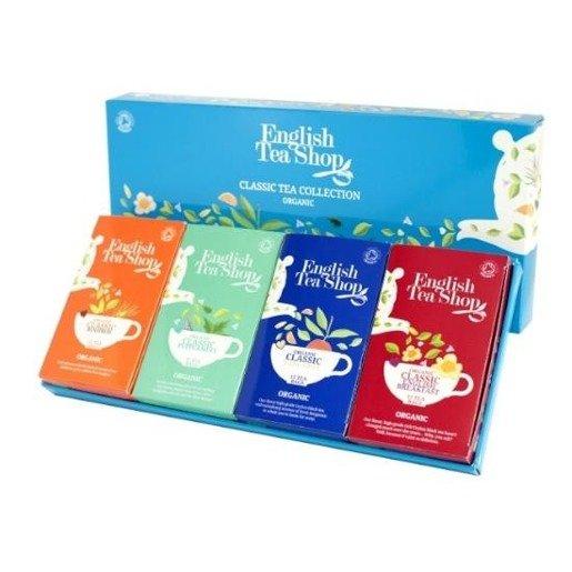 Classic Tea Collection - zestaw herbat 60 saszetek