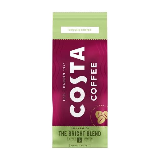 Costa Coffee The Bright Blend 200 g - kawa mielona