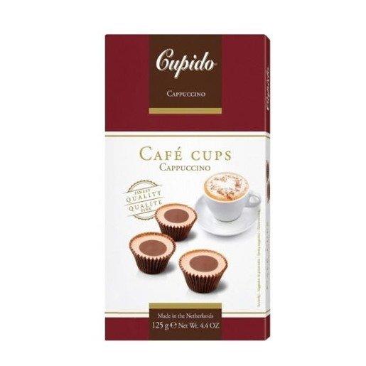 Cupido Cafe Cups - czekoladki cappuccino 125g