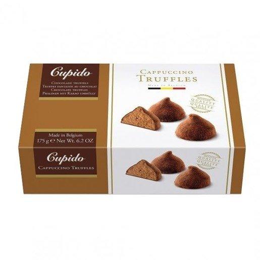 Cupido Cappuccino Truffles  - trufle o smaku cappuccino 175g