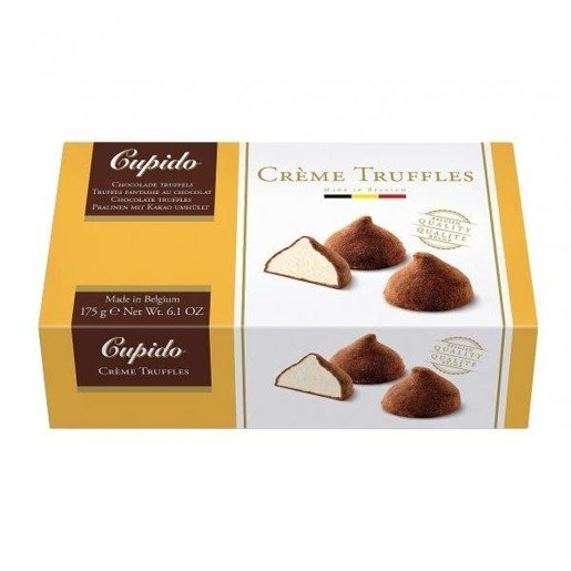 Cupido Creme Truffles  - trufle kremowe 175g