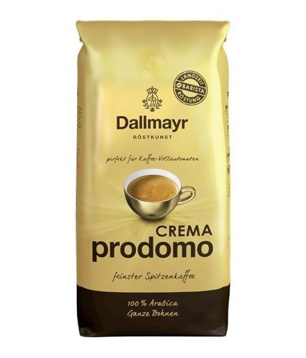 Dallmayr Crema Prodomo 1kg kawa ziarnista