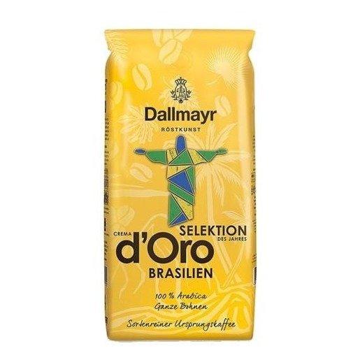 Dallmayr Crema d'Oro Brasilien 1kg kawa ziarnista