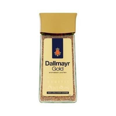 Dallmayr Gold 100 g kawa rozpuszczalna