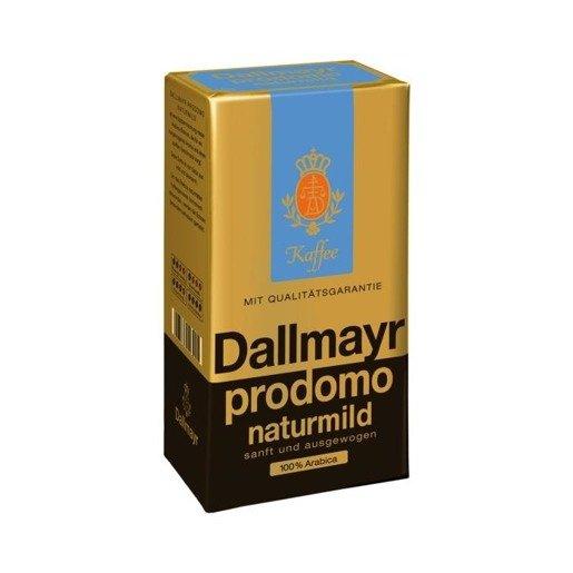 Dallmayr Prodomo Naturmild 500g kawa mielona