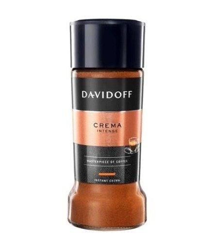 Davidoff Crema Intense 90g kawa rozpuszczalna