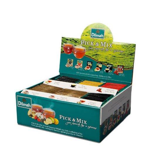 Dilmah Pick & Mix 120 herbaty w kopertach