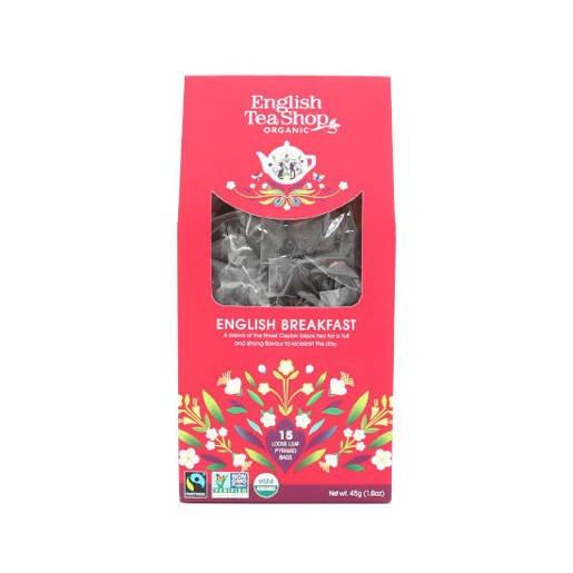 English Breakfast - 15 piramidek