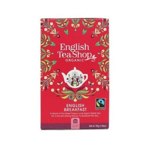 English Breakfast - 20 saszetek