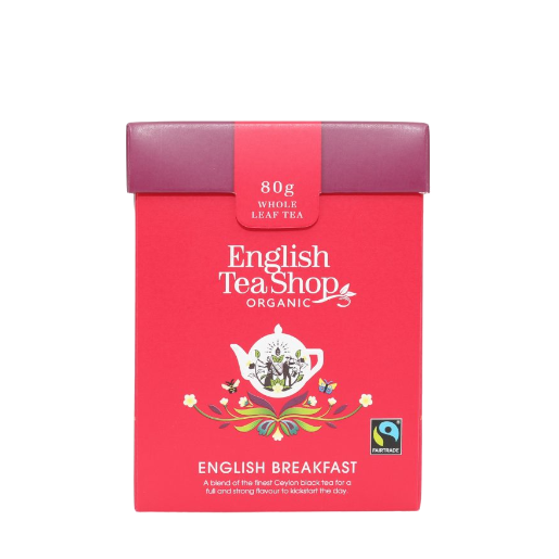 English Breakfast herbata sypana 80g