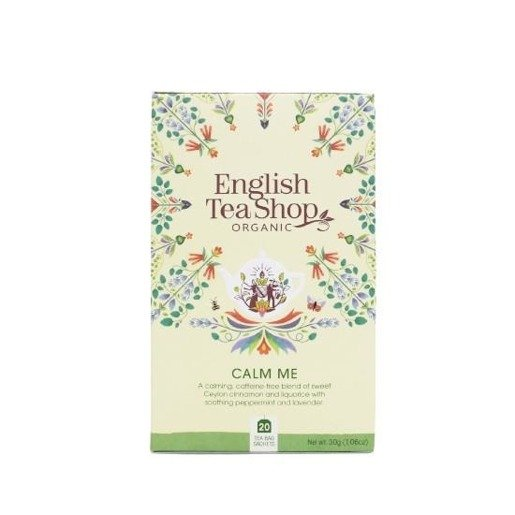 English Tea Shop Calm Me - 20 saszetek
