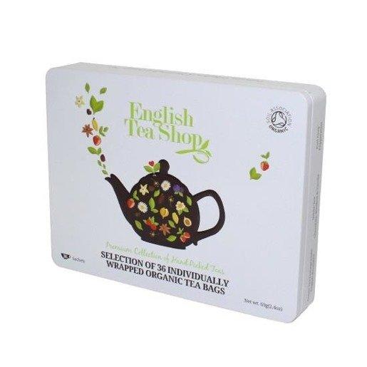 English Tea Shop Luxury Tea Gift  - 36 saszetek