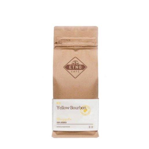 Etno Yellow Bourbon kawa ziarnista 250g