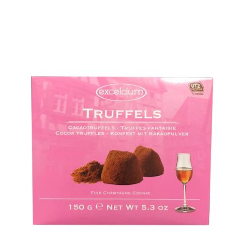 Excelcium Tradition - trufle kakaowe - szampańskie
