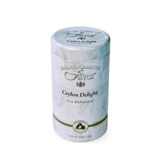 Favor Ceylon Delight 100g herbata sypana