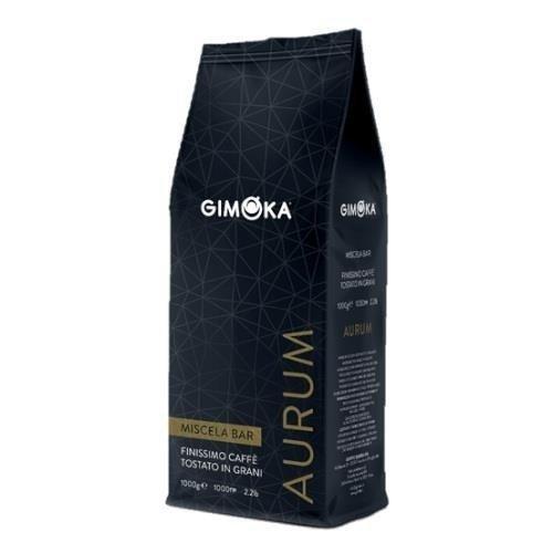Gimoka Aurum 1kg kawa ziarnista x 12