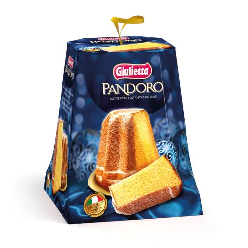 Giulietta Pandoro - włoska babka 500 g