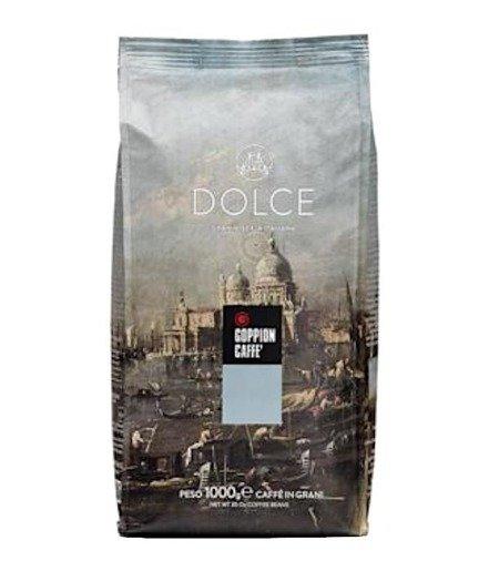 Goppion Caffe Dolce 1kg kawa ziarnista