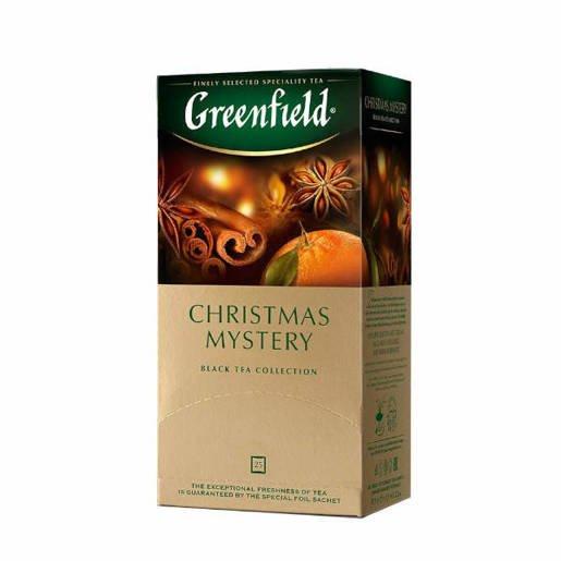 Greenfield Christmas Mystery - 25 torebek