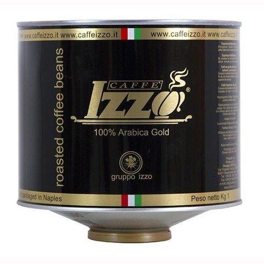 Izzo 100% Arabica Gold 1 kg kawa ziarnista