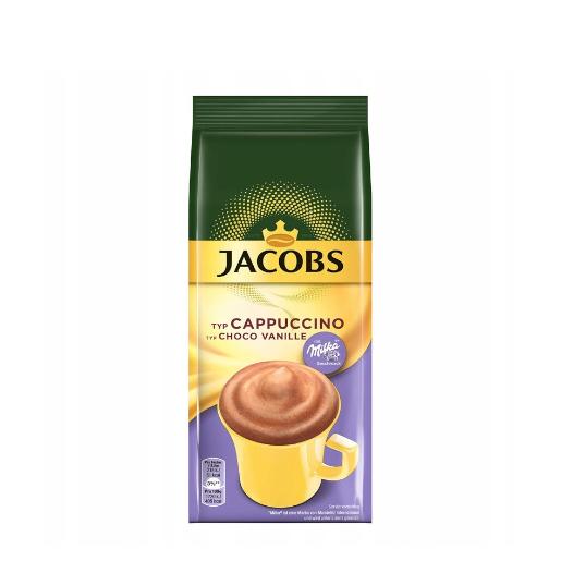 Jacobs Choco Cappuccino waniliowe 500g