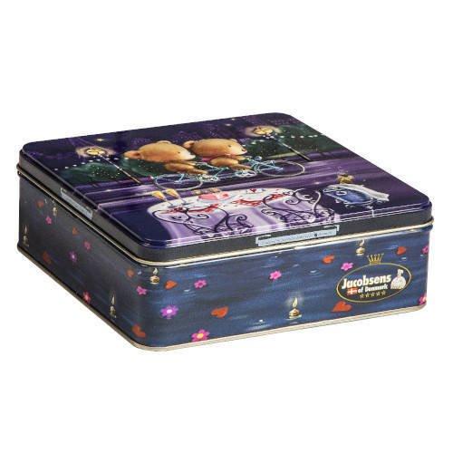 Jacobsens Paryż Sweet Teddies ciastka cynamonowe 120 g