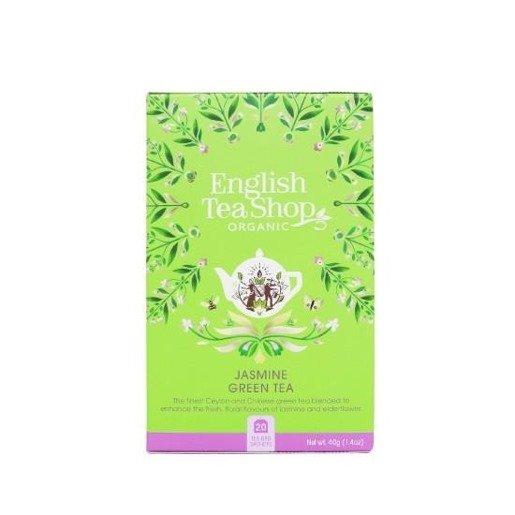 Jasmine Green Tea - 20 saszetek
