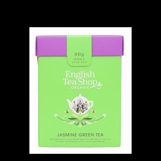 Jasmine Green Tea herbata sypana 80g