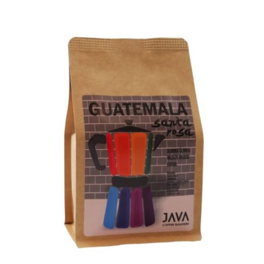 Java Gwatemala Santa Rosa kawa ziarnista 250g