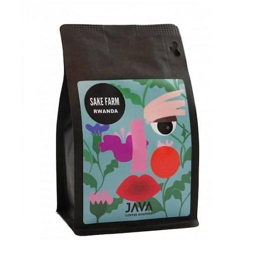 Java Rwanda Sake Farm kawa ziarnista 250g
