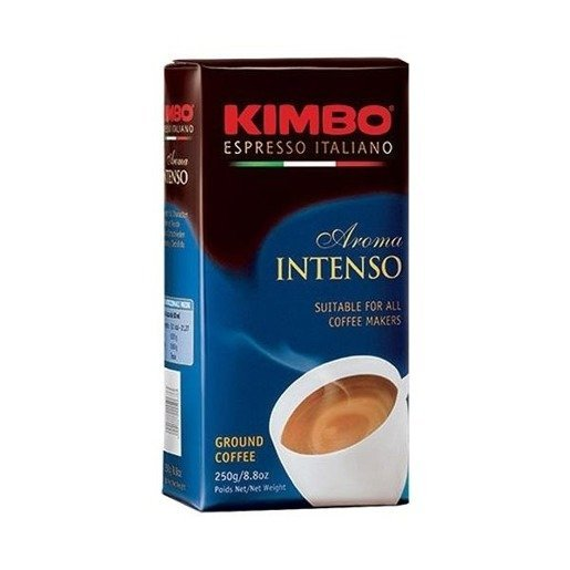 Kimbo Aroma Intenso 250g kawa mielona x 20