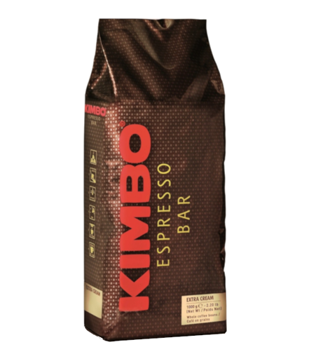Kimbo Extra Cream 1 kg kawa ziarnista
