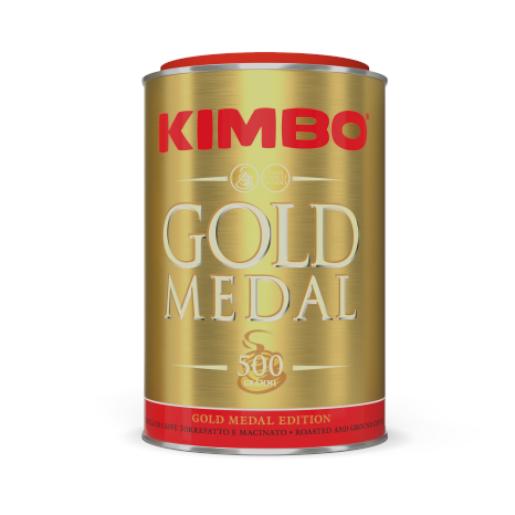 Kimbo Gold Medal Edition kawa mielona 500 g