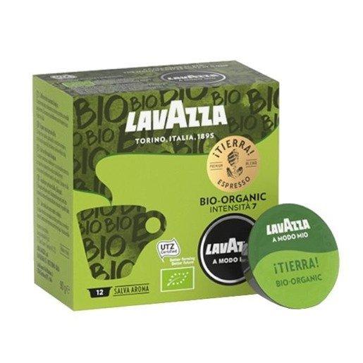 Lavazza A Modo Mio Tierra Bio-Organic 12 sztuk