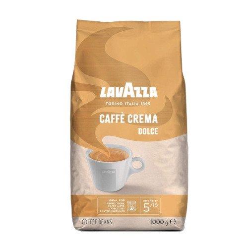Lavazza Caffe Crema Dolce 1kg kawa ziarnista x 6