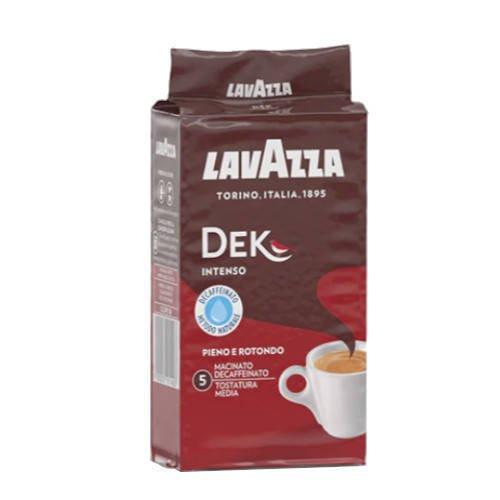 Lavazza Dek Intenso bezkofeinowa kawa mielona 250g