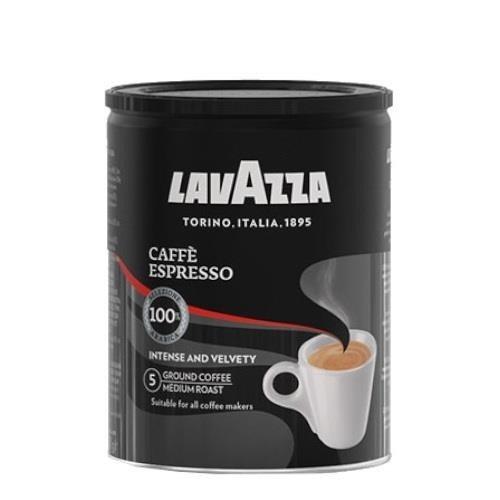 Lavazza Espresso 250g kawa mielona - puszka