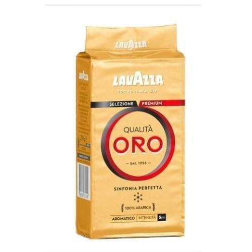 Lavazza Qualita Oro 250g WŁOSKA kawa mielona x 18