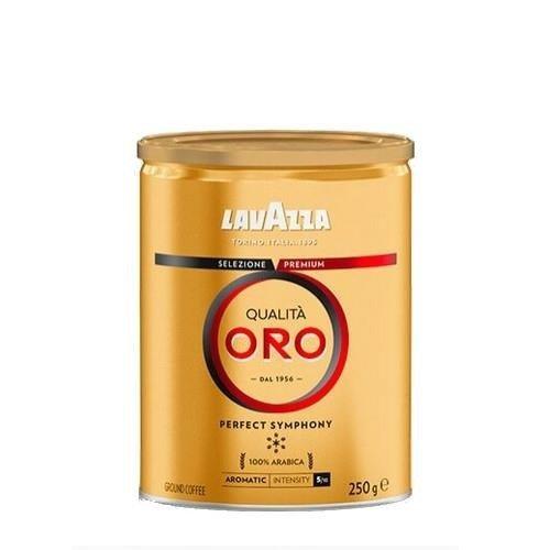 Lavazza Qualita Oro 250g kawa mielona puszka