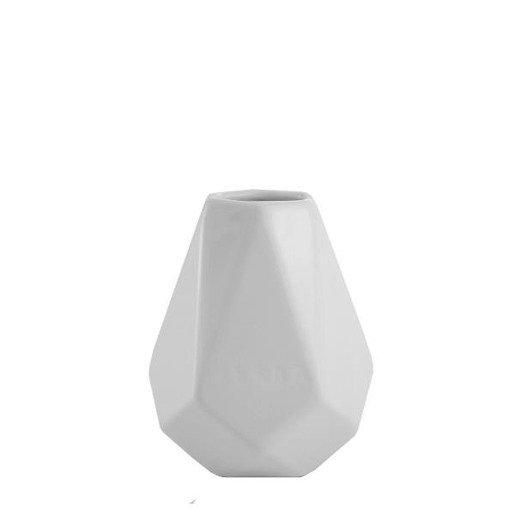 Matero Białe Ceramiczne Diament do yerba mate